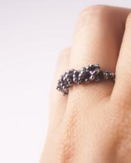 anillo de plata martalonso 86