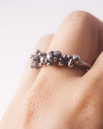 anillo de plata martalonso 89
