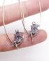 pendientes de plata martalonso transeunte 3